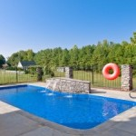 In Ground Fiberglass Pool