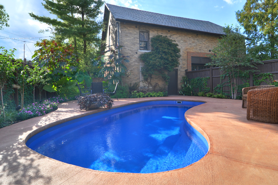pool landscaping ideas on a budget pdf