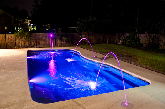Fiberglass Pool Lighting Des Moines Iowa