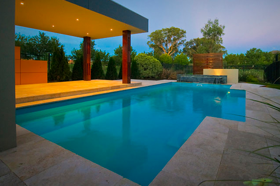 how do i finance an inground swimming pool