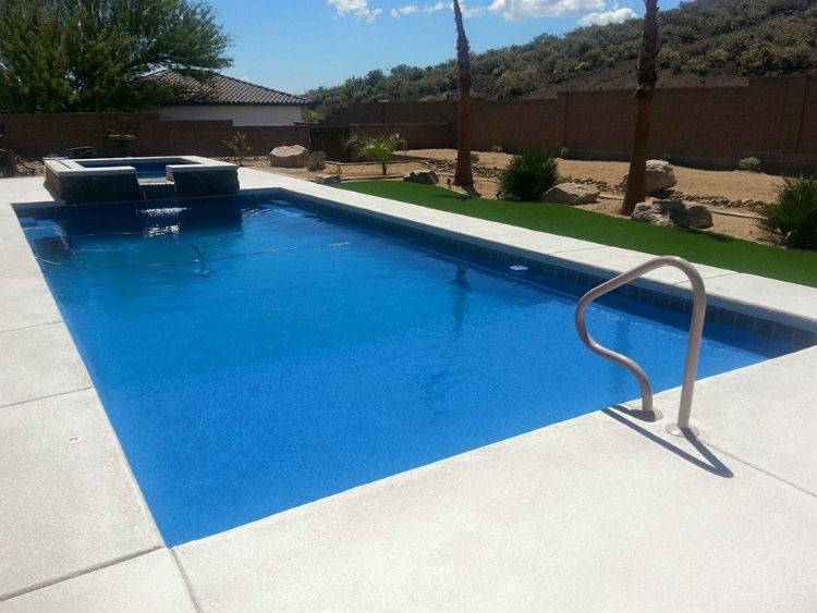 Pinnacle Fiberglass Pool Leisure Pools Des Moines